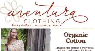 aventura-organic cotton clothing