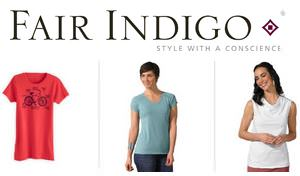 Fair Indigo - Women's Organic Clothing