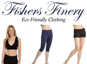 Ecologically responsible fabrics, including cashmere, bamboo and silk coupled with quality construction.