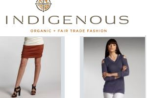 Wonen's Organic Fair Trade Fashion