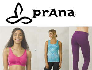 Prana -  Versatile, stylish, and sustainable clothing.