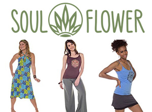 An organic clothing brand for kind souls and free spirits.