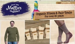Organic and Fair Trade Clothing