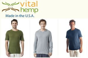 Vital Hemp - Made in USA