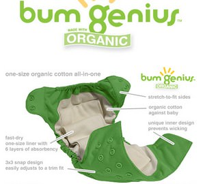 Organic Baby Clothing Diapers Ecosites