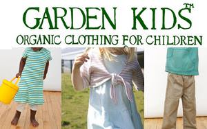 c6067c7bcf Garden Kids Clothing– USA-made fashionable organic clothing line for  children. Made with low-impact