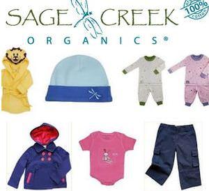 Sage Creek Organic Baby Clothes