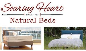 Soaring Heart Natural Beds Handcrafted Organic Mattresses Futons And Shikibutons Mattress Toppers